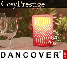 Lampes LED CosyLightStyle série Prestige, Rouge