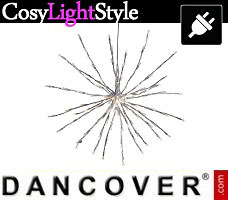 Lampes LED CosyLightStyle 1,8m, multifonction, blanc chaud