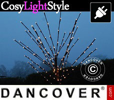 Lampes LED CosyLightStyle 45cm, blanc chaud