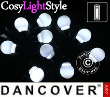 Lampes LED CosyLightStyle Fairy Berry, LED Blanc chaud, 24 pièces