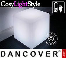 Lampes LED CosyLightStyle 50m, Ø 1,2cm, Multifonction, Blanc Chaud