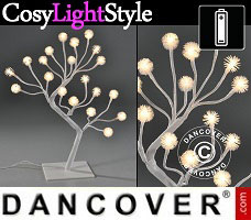 Lampes LED CosyLightStyle Ø60cm, multifonction, multicolore